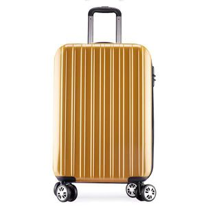 VALISE - BAGAGE Valise cabine  rigide 4 roues double  ultra léger