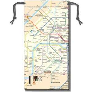 HOUSSE - ÉTUI Etui Téléphone Paris Subway Map
