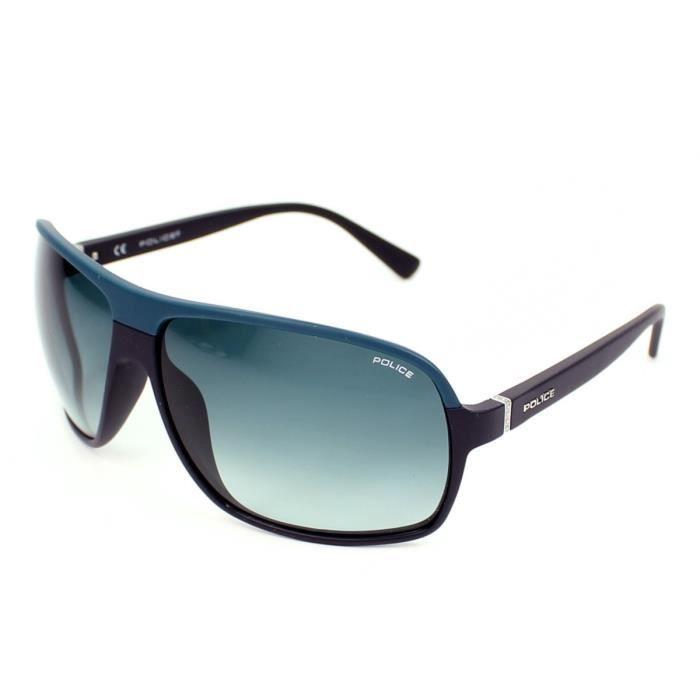 Lunettes de soleil lunettes de soleil police s1856e bleu - noir, v…
