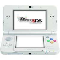 CONSOLE NEW 3DS Console New Nintendo 3DS Blanche