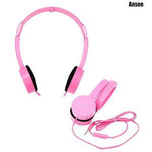casque audio rose achat vente casque audio rose pas. Black Bedroom Furniture Sets. Home Design Ideas