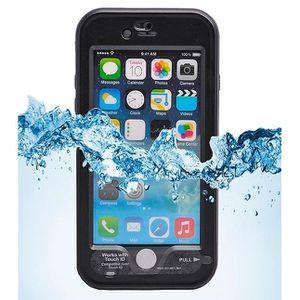 coque etanche iphone 6 achat vente coque etanche iphone 6 pas cher cdiscount. Black Bedroom Furniture Sets. Home Design Ideas