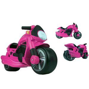 MOTO - SCOOTER Jouet moto rose Injusa