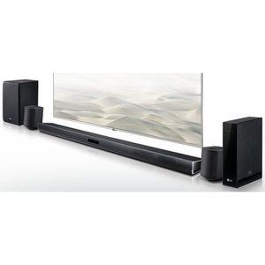 lg sj4 barre de son 300watts barre de son avis et prix pas cher cdiscount. Black Bedroom Furniture Sets. Home Design Ideas