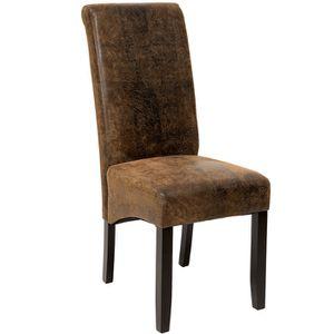 chaises vieilli achat vente chaises vieilli pas cher cdiscount. Black Bedroom Furniture Sets. Home Design Ideas
