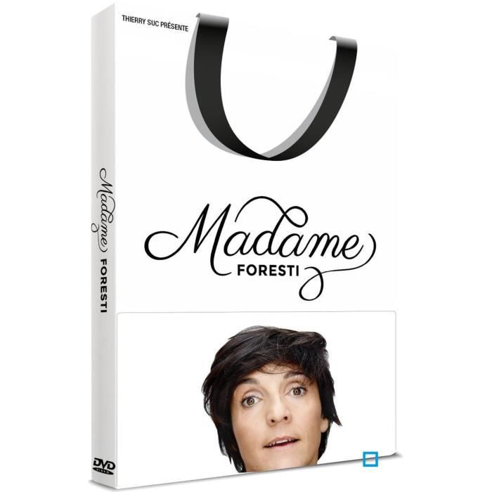 dvd florence foresti madame foresti en dvd spectacle pas cher cdiscount. Black Bedroom Furniture Sets. Home Design Ideas