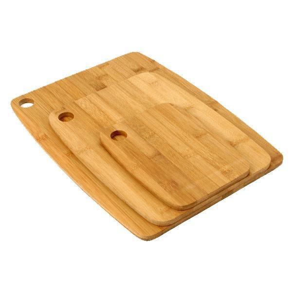 Ensemble de 3 planches d couper en bambou achat vente planche a d couper ensemble de 3 - Maison maligne ...