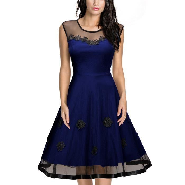 Missmay femme robe de soir e mesh robe de mariage retro for Nettoyage de robe de mariage milwaukee