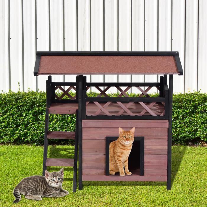 niche pour chat exterieur achat vente niche pour chat