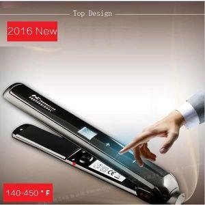 FER A LISSER 110-240v écran tactile rapide cheveux lisseur bros