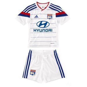 ENSEMBLE TENUE DE SPORT Mini-Kit Domicile Olympique Lyonnais 2014/2015