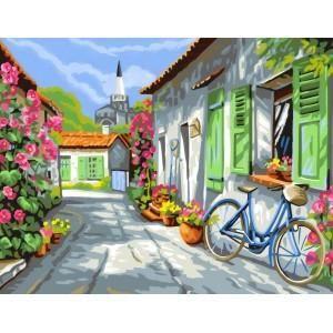 arts loisirs beaux peinture par numeros ile de re f  ozi