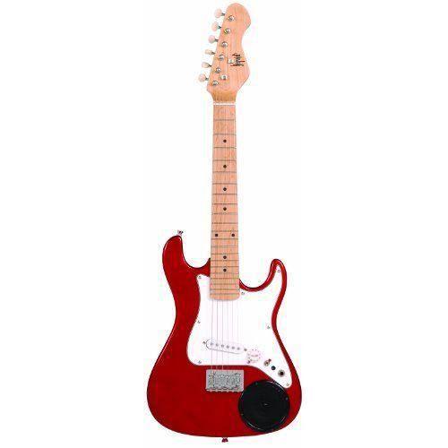herald guitare lectrique avec haut parleur 30 762. Black Bedroom Furniture Sets. Home Design Ideas