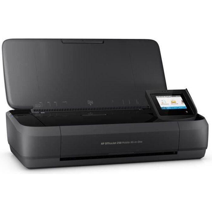 imprimante pour ordinateur portable hp prix pas cher cdiscount. Black Bedroom Furniture Sets. Home Design Ideas