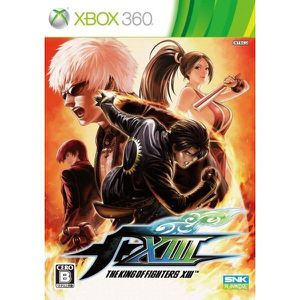JEUX XBOX 360 THE KING OF FIGHTERS XIII / Jeu console X360