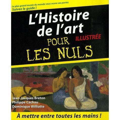L 39 histoire de l 39 art pour les nuls achat vente livre jean jacques - Le tarot pour les nuls ...