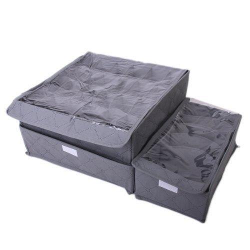 3pcs sous v tements soutien gorge liens organisateur de tiroir bo te de rangement organizer avec. Black Bedroom Furniture Sets. Home Design Ideas