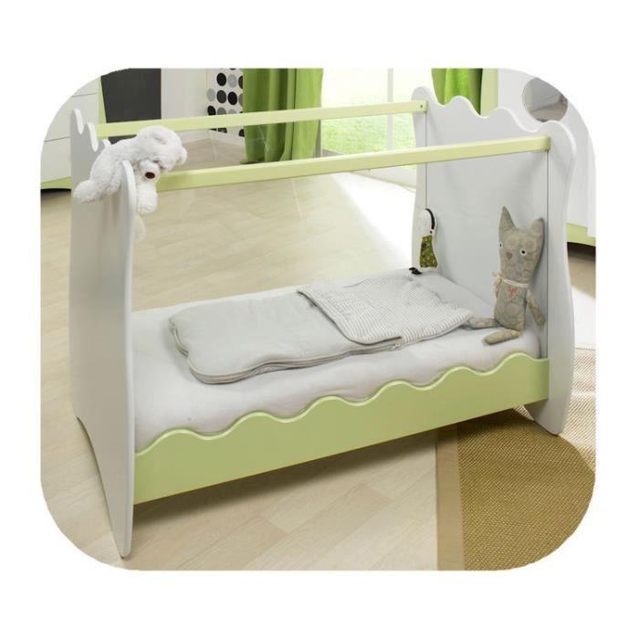 lit b b vert. Black Bedroom Furniture Sets. Home Design Ideas