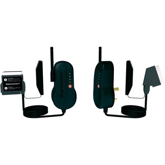 transmetteur audio vid o sans fil. Black Bedroom Furniture Sets. Home Design Ideas