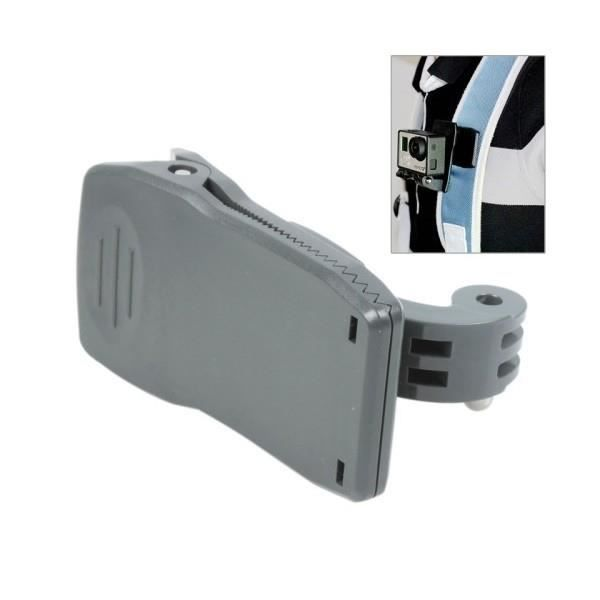 Support pince pour gopro hero achat vente fixation rotule cdiscount - Support photo pince ...
