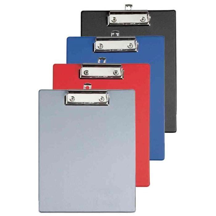 Porte bloc en carton plastifi format a3 achat vente for Format porte