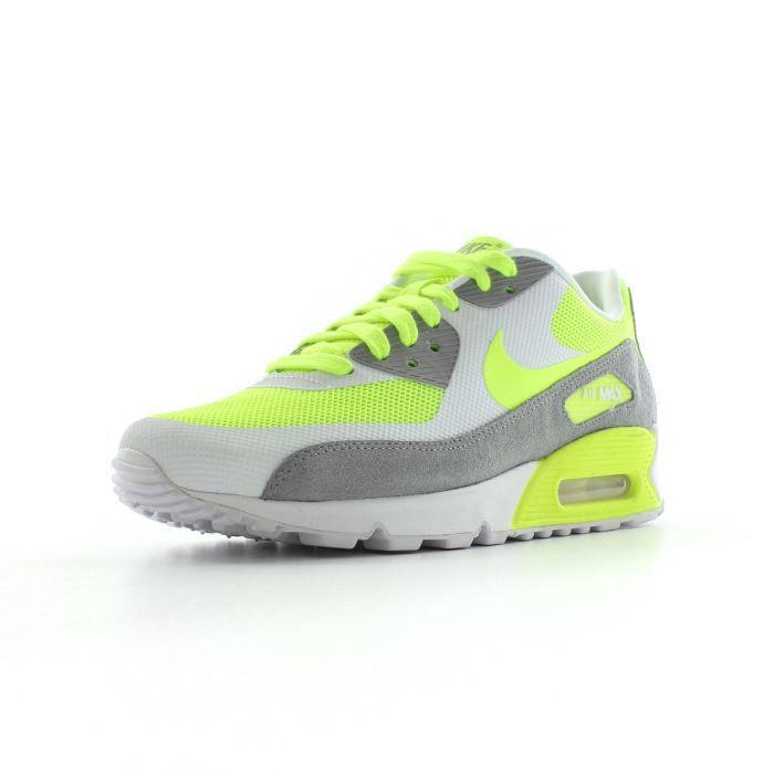 Nike Air Max 90 Jaune Fluo