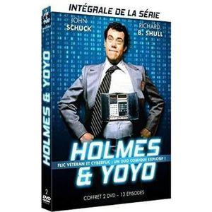 DVD SÉRIE HOLMES ET YOYO COFFRET DVD
