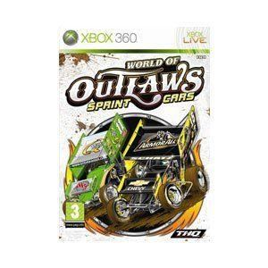 JEUX XBOX 360 World Of Outlaws Sprint Cars Game XBOX 360 [imp…