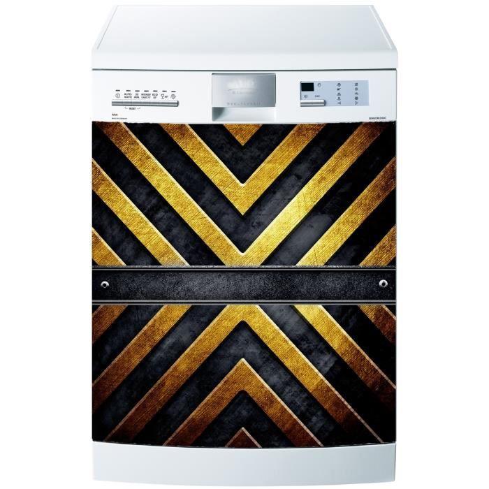 magnet lave vaisselle gris jaune et gris 60x60c achat. Black Bedroom Furniture Sets. Home Design Ideas