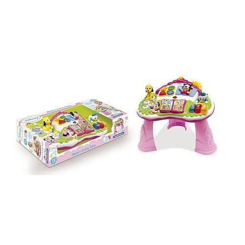Minnie table d 39 activit achat vente jeu d for Table d activite bebe