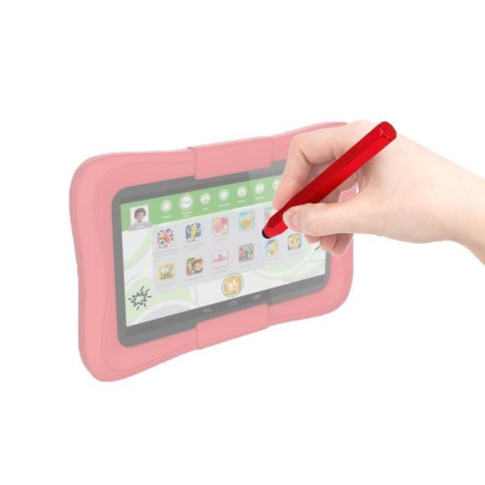 stylet l ger rouge pour tablette fnac kids kurio 7 prix. Black Bedroom Furniture Sets. Home Design Ideas
