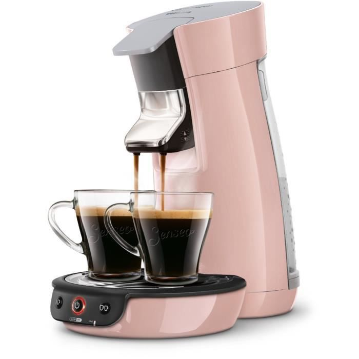 MACHINE À EXPRESSO Machine à café à dosette -  SENSEO Viva Café HD782