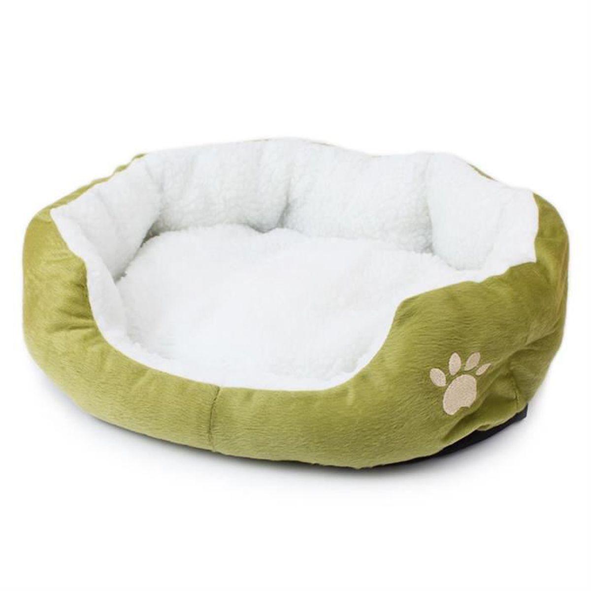 panier corbeille coussin maison lit amovible pour chien chat animaux vert achat vente. Black Bedroom Furniture Sets. Home Design Ideas