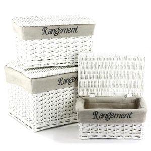 lot coffre de rangement achat vente lot coffre de rangement pas cher les soldes sur. Black Bedroom Furniture Sets. Home Design Ideas