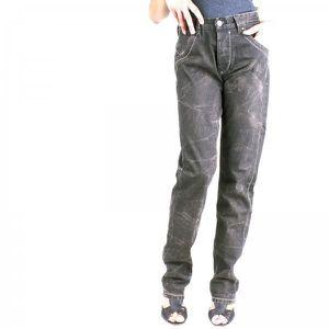 PANTALON Jeans PEPE JEANS coupe droite aspect marbré / d…