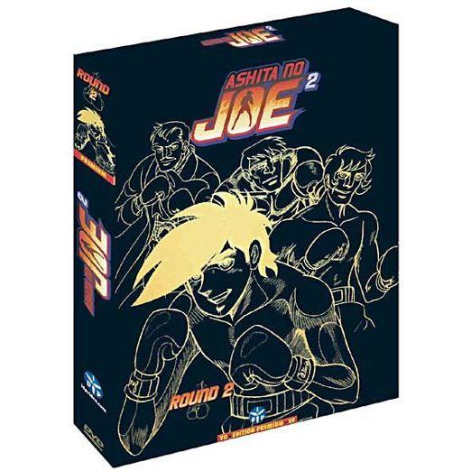 Ashita No Joe 2: DVD Ashita No Joe 2, Round 2 En Dvd Manga Pas Cher