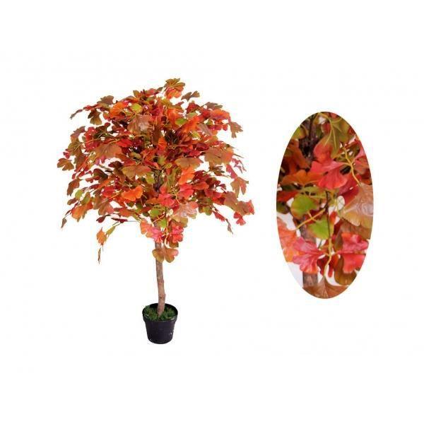 Plante artificielle arbre ginkgo biloba avec achat for Arbre artificielle