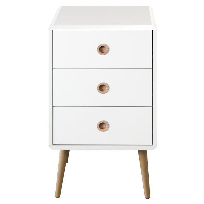 commode blanche vernis. Black Bedroom Furniture Sets. Home Design Ideas
