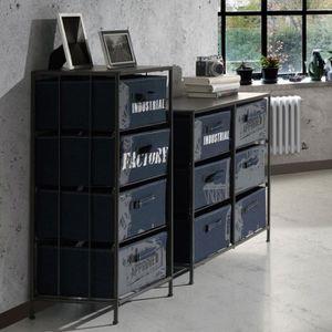 Meuble chambre ado achat vente meuble chambre ado pas for Meuble 6 casiers