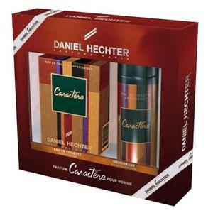 COFFRET CADEAU PARFUM DANIEL HECHTER - Coffret Caractére Eau de Toilette