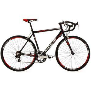 VÉLO DE COURSE - ROUTE Vélo de course 28'' Euphoria noir TC 55 cm