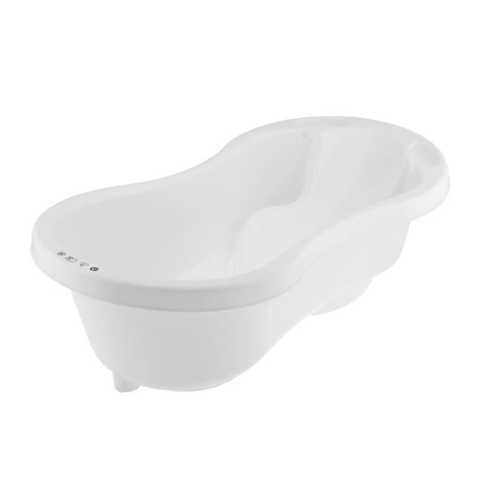 Chicco baignoire ergonomique evolutive 0 12m achat for Peut on repeindre une baignoire