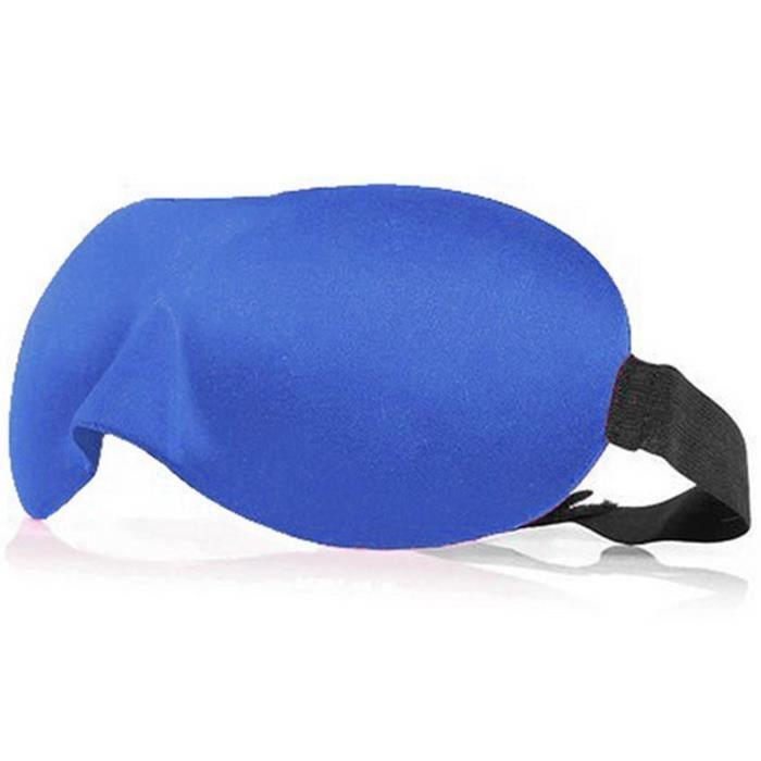 la mode hommes et les femmes 3d ponge visi re dormir masque pour les yeux voyage sommeil. Black Bedroom Furniture Sets. Home Design Ideas