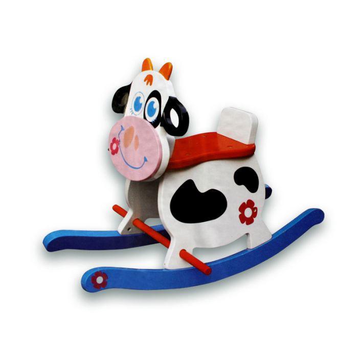 vache bascule en bois achat vente jouet bascule vache bascule en bois cdiscount. Black Bedroom Furniture Sets. Home Design Ideas
