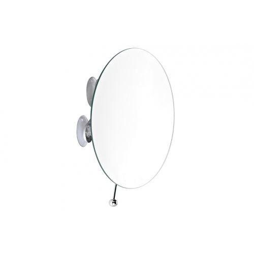 Miroir rond ventouse aimant grossissant x 5 b achat for Miroir ventouse