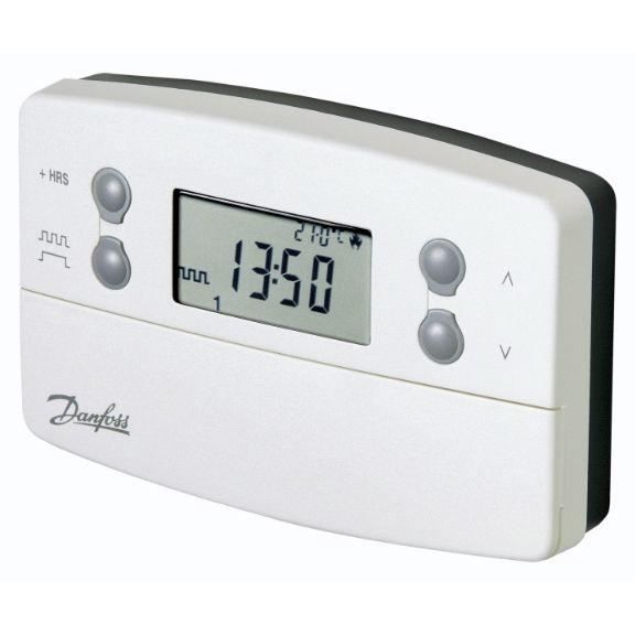 thermostat programmable tp7000 danfoss achat vente thermostat d 39 ambiance cdiscount. Black Bedroom Furniture Sets. Home Design Ideas