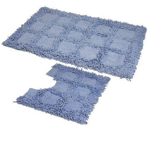 jvlreef tapis pour salle de bain et wc lavables en machine. Black Bedroom Furniture Sets. Home Design Ideas