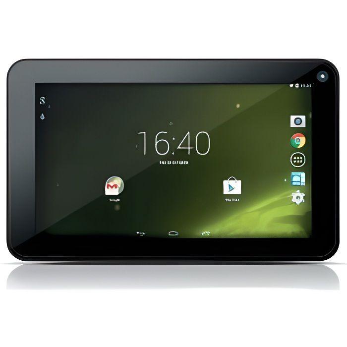 Logicom l ement tab 740 noir wifi 4 go tablette - Tablette logicom pas cher ...