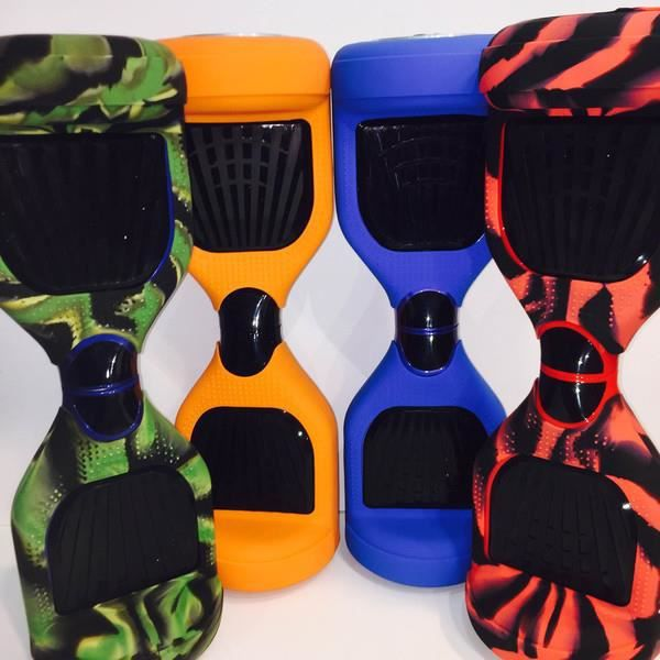 Protection silicone hoverboard achat vente hoverboard for Housse pour hoverboard
