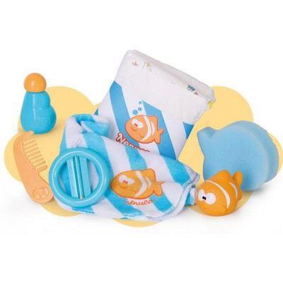 Accessoires b b nenuco 42 cm tout le bain achat for Accessoire salle de bain enfant